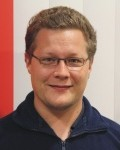Rotkreuzleiter Christian Bendt